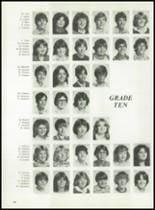 1983 Panama High School Yearbook Page 48 & 49