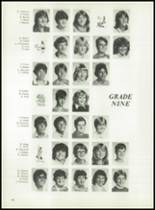 1983 Panama High School Yearbook Page 50 & 51