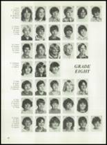 1983 Panama High School Yearbook Page 52 & 53