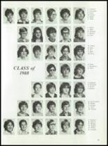 1983 Panama High School Yearbook Page 54 & 55