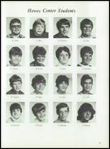 1983 Panama High School Yearbook Page 56 & 57
