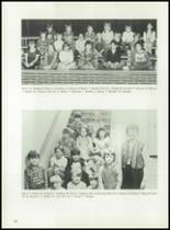 1983 Panama High School Yearbook Page 66 & 67