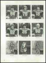 1983 Panama High School Yearbook Page 74 & 75
