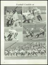 1983 Panama High School Yearbook Page 76 & 77