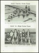 1983 Panama High School Yearbook Page 78 & 79