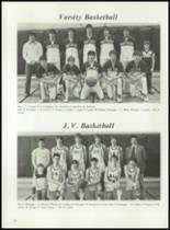 1983 Panama High School Yearbook Page 82 & 83
