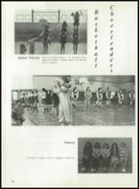 1983 Panama High School Yearbook Page 84 & 85