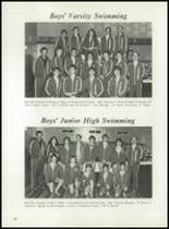 1983 Panama High School Yearbook Page 88 & 89
