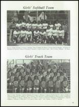1983 Panama High School Yearbook Page 92 & 93