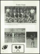 1983 Panama High School Yearbook Page 94 & 95
