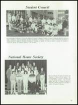 1983 Panama High School Yearbook Page 96 & 97