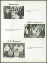 1983 Panama High School Yearbook Page 100 & 101
