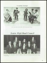 1983 Panama High School Yearbook Page 106 & 107