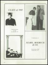 1983 Panama High School Yearbook Page 118 & 119