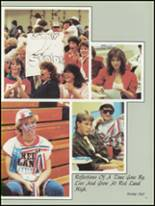 1985 Red Land High School Yearbook Page 16 & 17