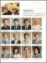1985 Red Land High School Yearbook Page 20 & 21