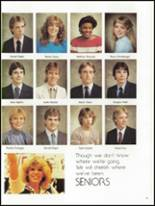 1985 Red Land High School Yearbook Page 24 & 25