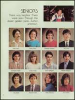 1985 Red Land High School Yearbook Page 38 & 39