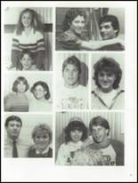 1985 Red Land High School Yearbook Page 48 & 49