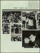 1985 Red Land High School Yearbook Page 112 & 113