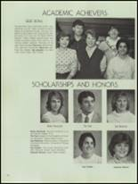 1985 Red Land High School Yearbook Page 118 & 119