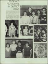 1985 Red Land High School Yearbook Page 124 & 125