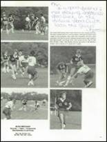 1985 Red Land High School Yearbook Page 134 & 135