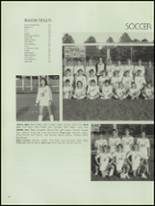 1985 Red Land High School Yearbook Page 138 & 139