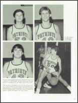 1985 Red Land High School Yearbook Page 148 & 149