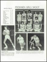 1985 Red Land High School Yearbook Page 154 & 155