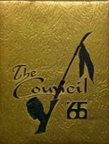 1965 Yearbook Hayti High School