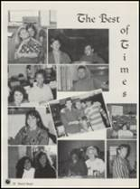 1992 Honey Grove High School Yearbook Page 24 & 25