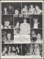 1992 Honey Grove High School Yearbook Page 26 & 27