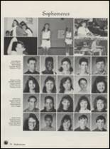 1992 Honey Grove High School Yearbook Page 34 & 35