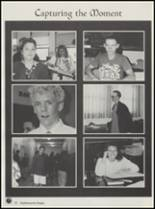 1992 Honey Grove High School Yearbook Page 36 & 37
