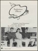 1992 Honey Grove High School Yearbook Page 38 & 39