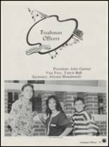1992 Honey Grove High School Yearbook Page 42 & 43