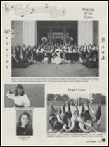1992 Honey Grove High School Yearbook Page 48 & 49