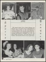 1992 Honey Grove High School Yearbook Page 58 & 59