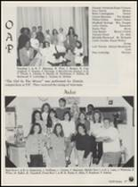 1992 Honey Grove High School Yearbook Page 60 & 61