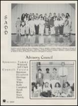 1992 Honey Grove High School Yearbook Page 66 & 67