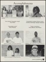 1992 Honey Grove High School Yearbook Page 68 & 69