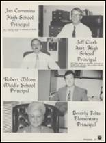 1992 Honey Grove High School Yearbook Page 70 & 71
