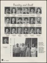 1992 Honey Grove High School Yearbook Page 74 & 75