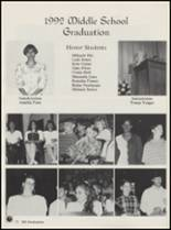 1992 Honey Grove High School Yearbook Page 76 & 77