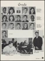 1992 Honey Grove High School Yearbook Page 80 & 81
