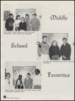 1992 Honey Grove High School Yearbook Page 86 & 87