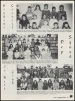 1992 Honey Grove High School Yearbook Page 88 & 89