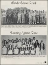 1992 Honey Grove High School Yearbook Page 90 & 91