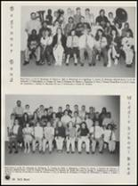 1992 Honey Grove High School Yearbook Page 92 & 93